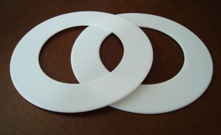 Прокладки для фланцев из Fluoropolymer (PTFE)